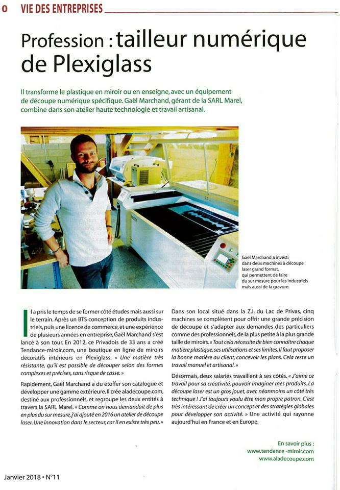 Article CCI magasine