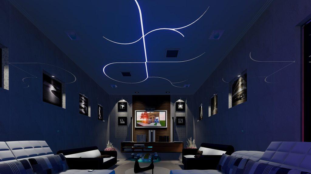 L'éclairage LED pour votre intérieur