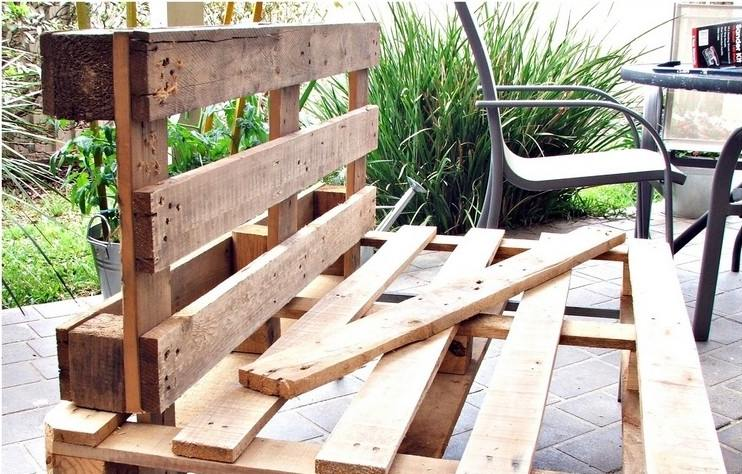 Comment construire un banc de jardin confortable ?