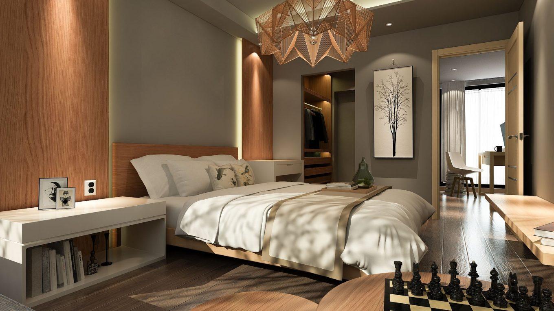 Des idées pour plus de décors dans la chambre à coucher