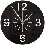 Comment faire une horloge murale personnalisée avec de l'acrylique ?